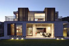 Uma pérola construída na praia - Casa Vogue   Casas