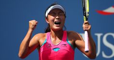 US Open: Peng Shuai secures semi-final spot after beating Belinda Bencic