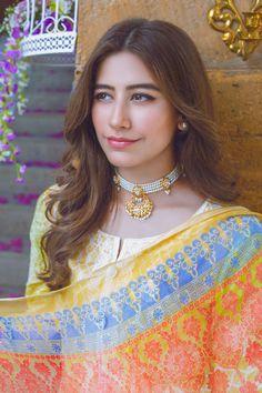 Alkaram Eid Festival dress is in PKR Pakistani Girl, Pakistani Bridal Wear, Pakistani Dress Design, Pakistani Outfits, Pakistani Actress, Pakistani Jewelry, Indian Outfits, Indian Jewelry, Eid Festival