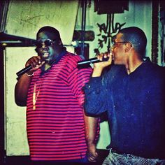 BIG & Jay Z