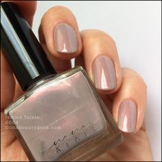 Femme Fatale 2084 Nail Lacquer with Top Coat