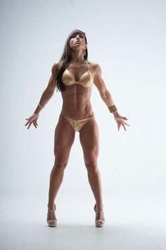 Yes my dear! Proportion by Jodi Boam  MuscleUp Bodybuilding. ~ mikE™