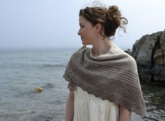 Ravelry: Sands Cove Shawl pattern by Beatrice Perron Dahlen