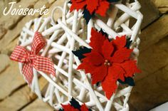 Christma Love - Cuore di Natale on blomming.com #homedecor