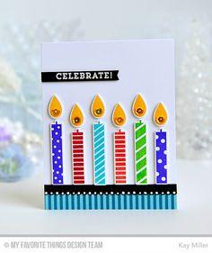 Make A Wish Card Kit - Kay Miller #mftstamps
