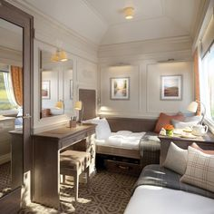 Ireland's new luxury sleeper train has sold most of its tickets