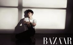 Yoon Kye Sang - Harper's Bazaar Magazine May Issue '14