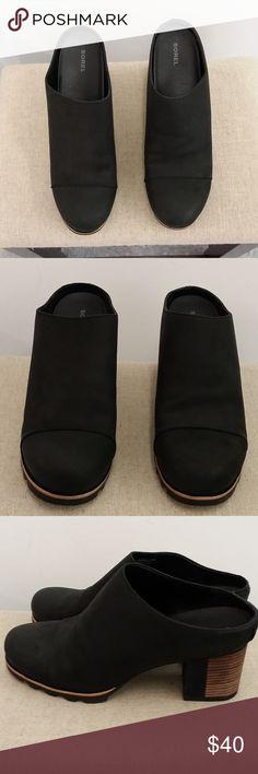 Sorel Addington Mule Shoes Women's SZ 11 New in orignal box  Never worn   Sorel Addngton Mule Shoe SOREL Shoes Mules & Clogs