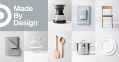 Target's newest in-house home brand, Made by Design is here! And the items are sure to make your life easier, without sacrificing any style.