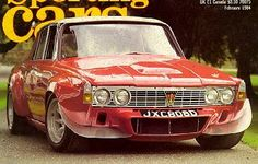 JXC 808D, A racing Rover