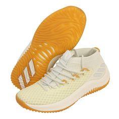 big sale 86b72 3cb84 adidas Dame 4 Mens Basketball Shoes Court Portland Bounce Ivory Mesh  BY4496 adidas Adidas Basketball