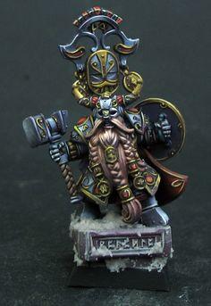 Belegar Ironhammer Warhammer Fantasy