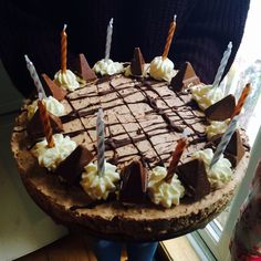 Toblerone Cheesecake – Fortnightly Recipe