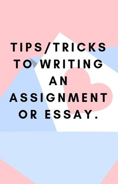Tips For A Good Assignment or Essay! Students, Writing, Tips, Check, Blog, Ideas, Blogging, Being A Writer, Thoughts
