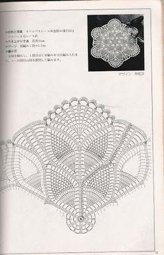Crochet_Ondori_Japones_Pineapples_1 - Soledad - Álbumes web de Picasa