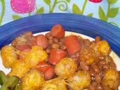 Redneck casserole