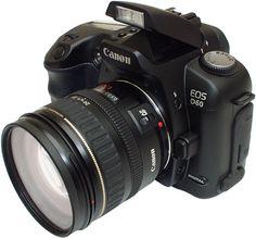 Canon EOS D60 Camera SLR Lenses, DSLR Lenses|B&H Image Video clip