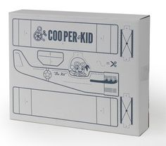 Cooper & Kid Activity Box for dads and kids (though moms will love it too)