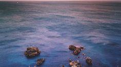 Wallpaper: http://desktoppapers.co/na51-cliff-sea-ocean-rock-nature-blue/ via http://DesktopPapers.co : na51-cliff-sea-ocean-rock-nature-blue