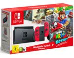 Superb Nintendo Switch & Super Mario Odyssey Limited Edition Bundle Now At Smyths Toys UK! Buy Online Or Collect At Your Local Smyths Store! We Stock A Great Range Of Nintendo Switch Consoles At Great Prices. Nintendo Switch Super Mario, Nintendo Switch Games, Super Nintendo, Skyrim, Wii, Yume, Nintendo Console, Mighty Ape, Us History