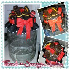 Freeart - Joaquim Mendes  Pote de biscuit para biscoito