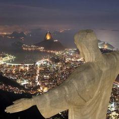 'Christ the Redeemer' Rio de Janeiro - Brazil