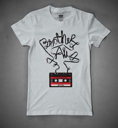 "Brother Ali ""Cassette"" Shirt"