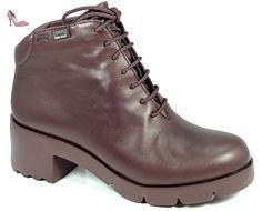 Camper, bottines d'équitation Femme, Wanda, k400127 - rouge - Triton Vida/Wanda Vida, 41 EU - Chaussures camper (*Partner-Link)