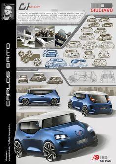 Giugiaro G1 Concept on Behance