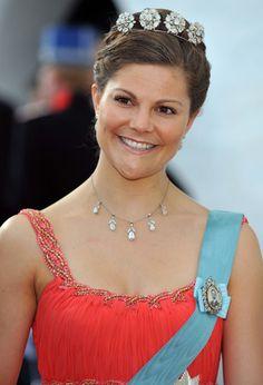 Princess Madeleine wedding: Which tiara will she wear? - Photo 1 | Celebrity news in hellomagazine.com