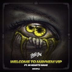 PhaseOne - Welcome To Mayhem Ft. In Hearts Wake VIP - epic! intense! #dubstep #deep #dark #dangerous #music on #soundcloud