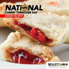 Food Network Cherry Turnover