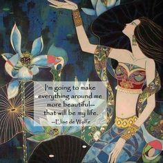 Make everywhere you go beautiful...