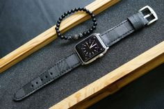 LV Straps cut from Authentic Louis Vuitton Old Bags Custom Made for Apple Watch, Panerai, SevenFriday  You can choose from Monogram Canvas, Damier Azure Canvas, Damier Ebene Canvas  Custom Made for any size or any watch available
