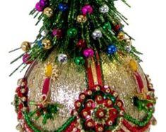 Ornamento de la Navidad KIT  DEBUTANTE