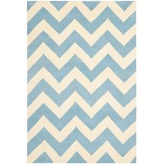 Safavieh CHT715B Chatham Collection Wool Area Rug, 4-Feet by 6-Feet, Blue and Ivory Safavieh http://www.amazon.com/dp/B00B9SRP4G/ref=cm_sw_r_pi_dp_zH4cub19D4WSN
