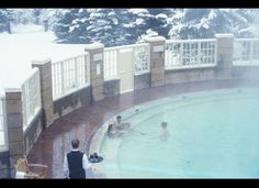 Sun Valley Lodge Hot tub. snuck in her many, many times. lots of memories