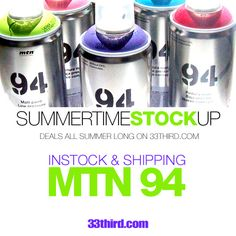 33third.com - MTN 94 in stock and shipping daily!