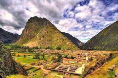 Ollantaytambo, valee sacree des Incas