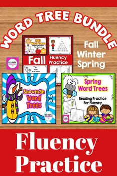Word Tree FLUENCY pr
