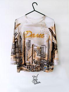 Facebook▶▶▶▶▶▶ stefi.fashion.slovakia Instagram▶▶▶▶▶▶ stefi.fashion Graphic Sweatshirt, Facebook, Sweatshirts, Sweaters, Instagram, Fashion, Hoodies, Fashion Styles, Sweater