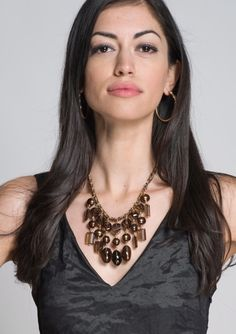 Deborah Gaspar #jewelry #women's apparel