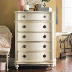 Emmas Treasures Five Drawer Chest-just like Elli's dresser at home.