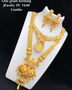 One gram gold jewellery Available at Ankhjewels for booking WhatsApp on Gold Mangalsutra Designs, Gold Jewellery Design, Gold Jewelry Simple, Gold Necklace, Necklace Set, Marriage Advice, Couple Questions, India Jewelry, Temple Jewellery