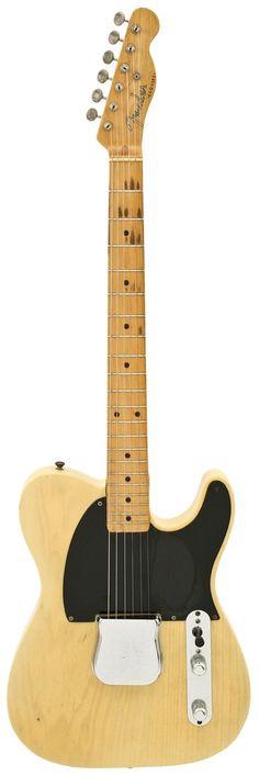 Fender Electric Guitar | 1954 Esquire | Rainbow Guitars