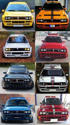 Aston Martin Lagonda, Veteran Car, Good Looking Cars, Hatchback Cars, Martini Racing, Lancia Delta, Super Sport Cars, Martinis, Rally Car