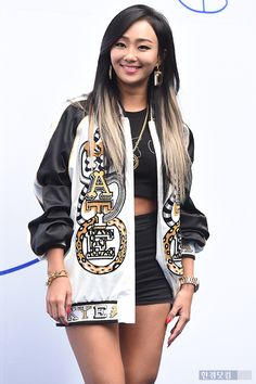 Sistar Hyolyn - Born in South Korea in 1991. #Fashion #Kpop