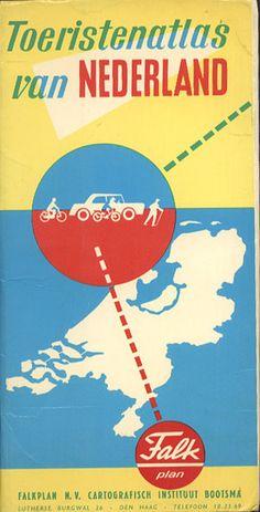 Toeristenatlas van Nederland 1:350 000, Falkplan, b. r. wyd., http://www.antykwariat.nepo.pl/toeristenatlas-van-nederland-1350-000-p-13394.html