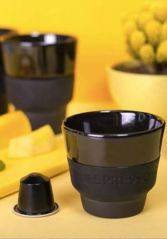 Nespresso Touch Collection | Sleek, bold, and modern, these cups bring a  tactile experience that will enhance your favorite robust coffee!