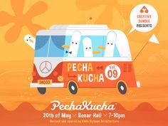 La presentación de información en formato Pecha Kucha es realizada con frecuencia durante procesos de design thinking.
